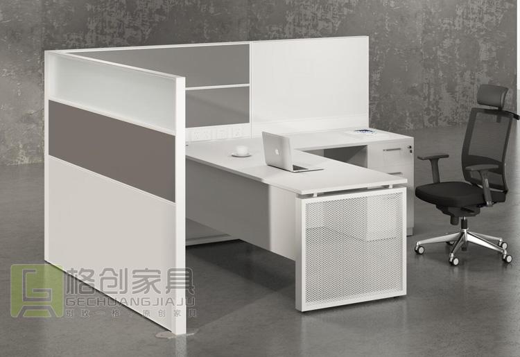 隔断式办公桌